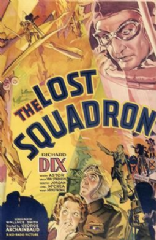The Lost Squadron  1932 DVD - Richard Dix / Mary Astor